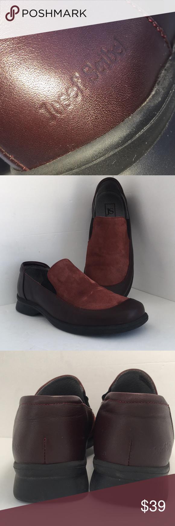 Josef Seibel 38 (8) leather comfort