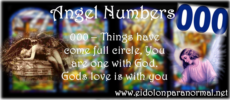 Numerology: Angel Number 000 | #numerology #angelnumbers