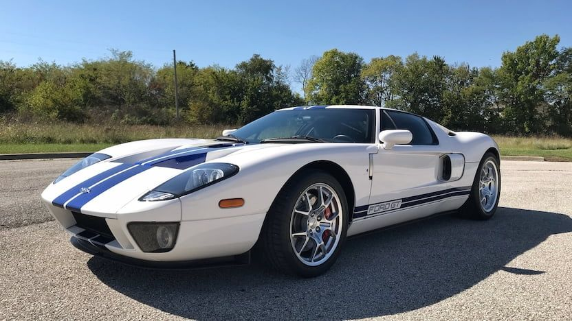 2005 Ford Gt Image Ford Gt Ford Gt 2005 Car Auctions