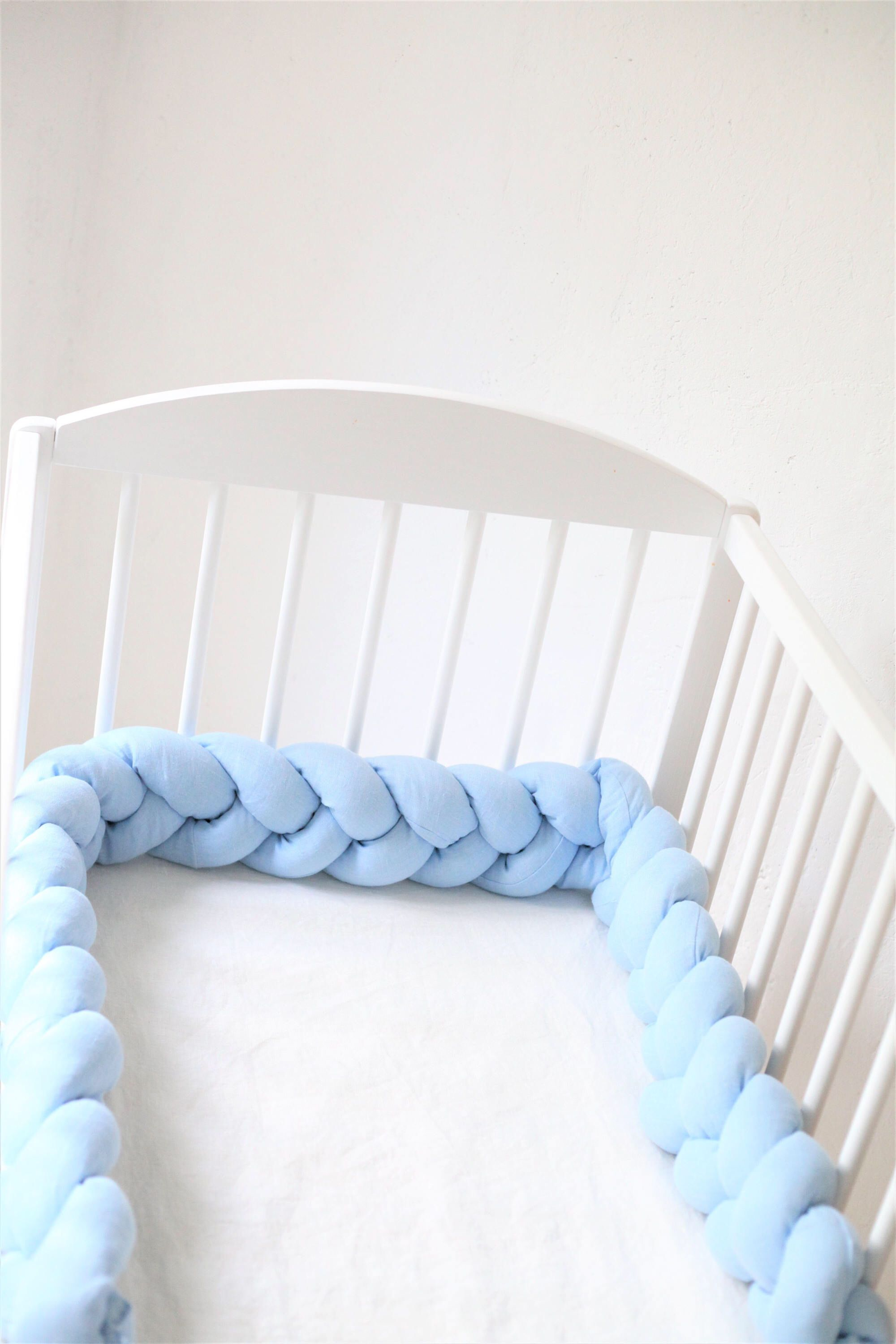 Excited to share the latest addition to my etsy shop crib bumper