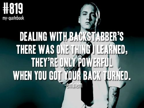 Meaningful Quotes From Eminem Quotesgram Eminem Quotes Meaningful Quotes Rap Quotes