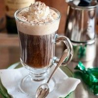 IRISH COFFEE For St. Patrick's Day, or anytime, our Irish Coffee is a tasty treat that's warm and comforting any time of day.