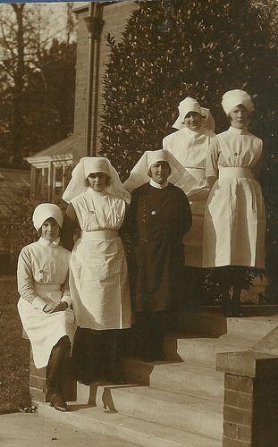 Enfermeras del General Nursing Council Badge (1921)