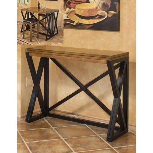 Intercon Siena Folding Pub Table