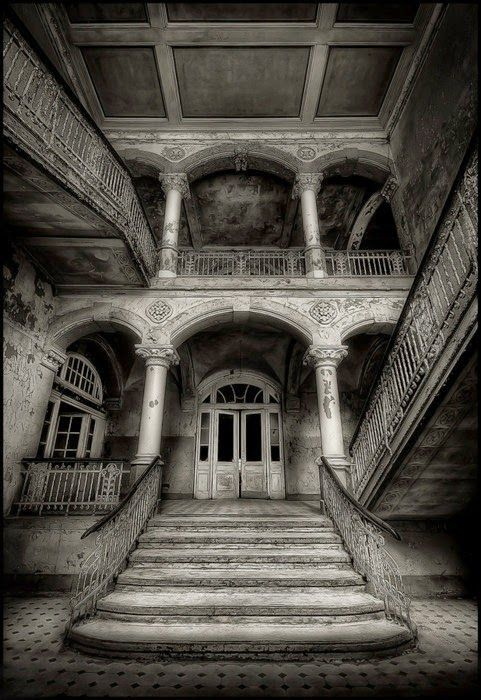 The Beauty within the Abandoned | Abandoned and Beautiful
