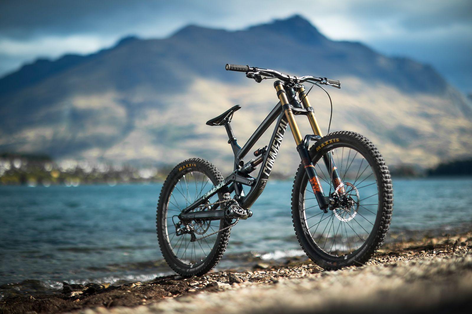 Commencal Supreme V4.2 (With images) Mtb bike