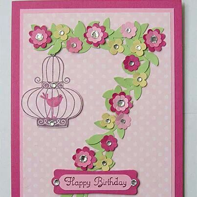 Birthday Page Craft Pinterest Birthdays And Crafts