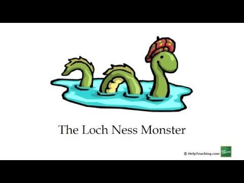 Read-Aloud: The Loch Ness Monster - Lesson - HelpTeaching.com