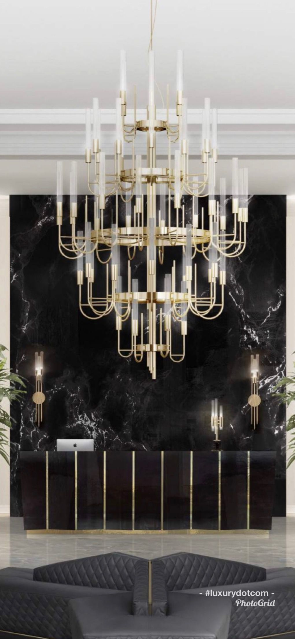 Luxxu design lighting from their catalogue 2019 luxurydotcom