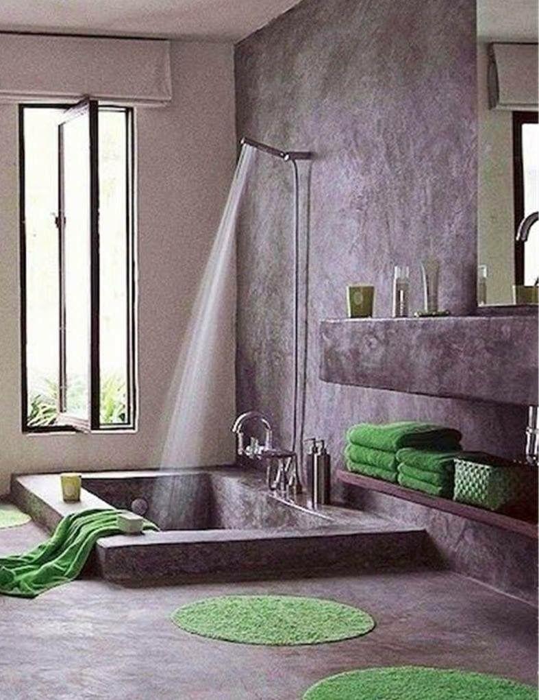 Vasca da bagno con tenda cool bagno interno stanza con - Sognare vasca da bagno ...