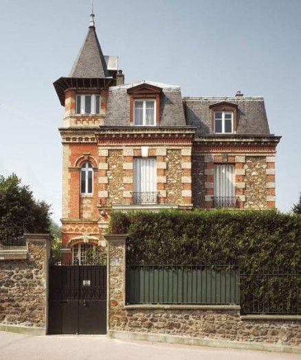 Déco Maison Meuliere: Maisons De Banlieue Du XIXième Siècle