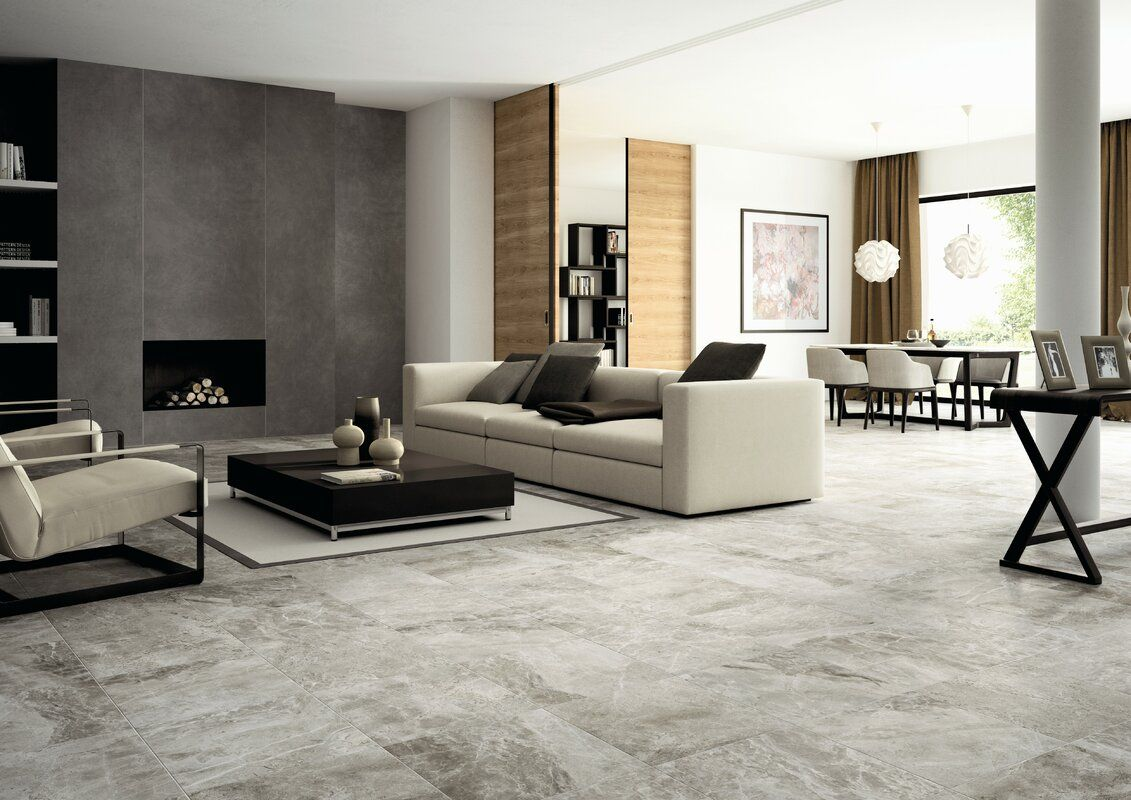14 Attractive Tile Living Room Ceplukan Living Room Tiles Living Room Spaces Room