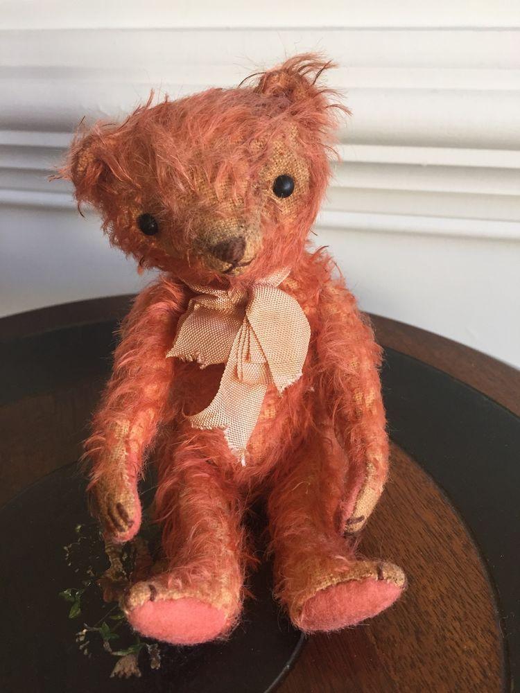 Jennifer Murphy Bear Mohair Handmade   eBay