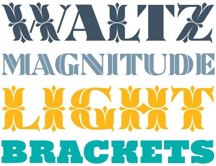 Diversa published by DSType. #fonts #fontshop