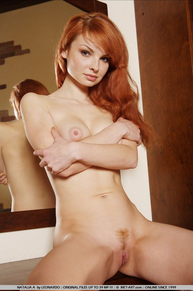 Sexy naked red heads