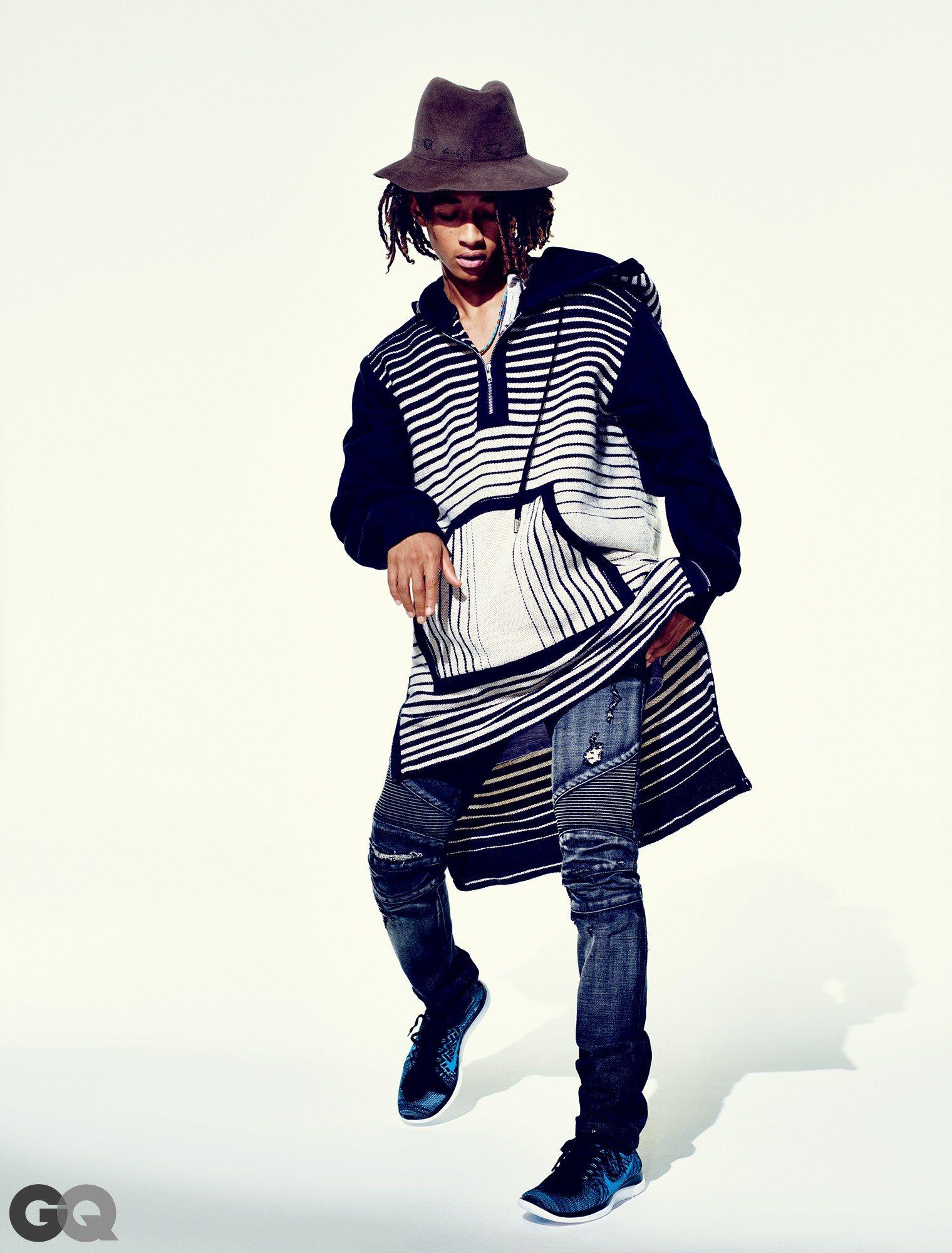 See Jaden Smith Wear Fall S Trippiest Clothes Fashion Jaden