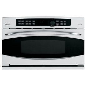 Ge Profile 1 7 Cu Ft Built In Convection Microwave Stainless Steel