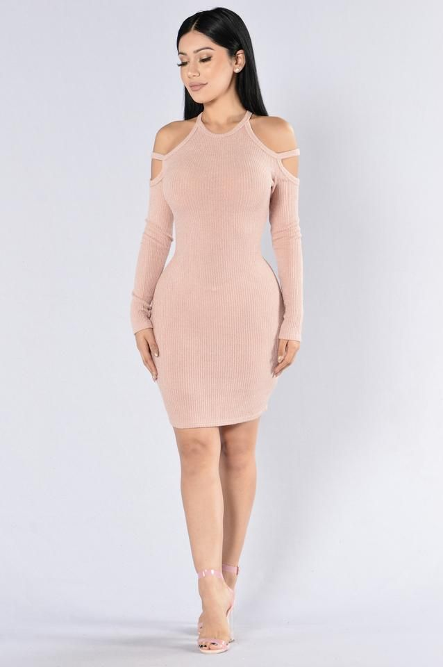 The knee pink bodycon dusty feather dress skirt list