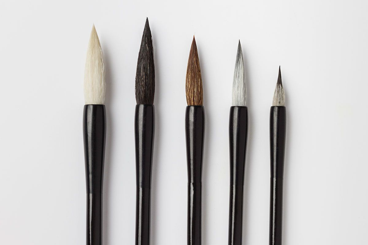 Brushes For Chinese Brush Painting Chinese Brush Ink Brush