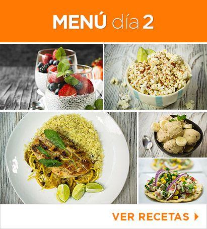 35 Recetas Fáciles para bajar de peso - Dieta saludable