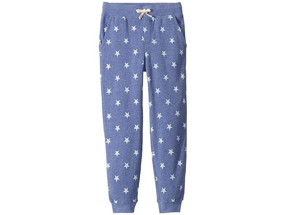 Star Pattern Eco Fleece Pants