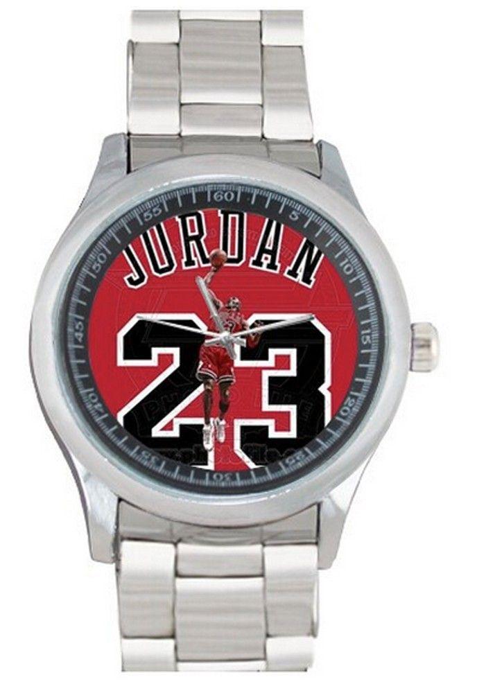 acampar autobiografía Perseo  bisuteria hombre hip hop reloj jordan   Jordan, Reloj, Bisuteria