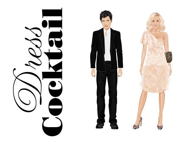 WHAT DO I WEAR? TOP 7 DRESS CODES DECODED | DressCode | Pinterest ...
