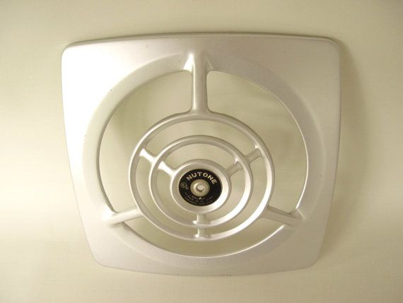 Nutone Kitchen Exhaust Fan Grate Cover 8060 By