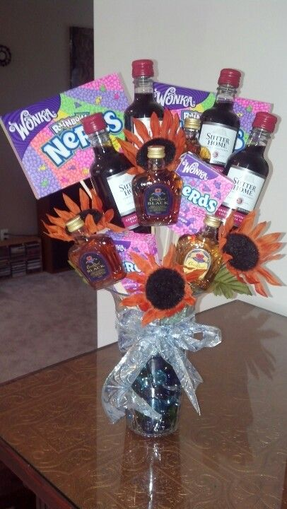 If Husband Doesn T Do Fruit Or Flowers Make This For Him Wedding Anniversary A Man Bouquet Made Up Of His Favorites 4 Each
