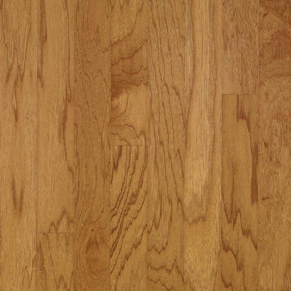Bruce Take Home Sample Hickory Autumn Wheat Engineered Click Lock Hardwood Flooring 5 In X 7 In Br 595945 The Home Depot Bruce Hardwood Floors Hardwood Floors Hickory Hardwood Floors