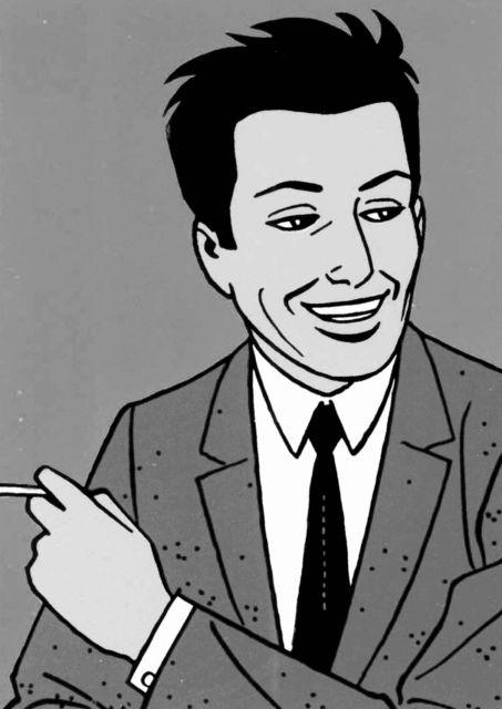 Dibujo Lo Que Me Apetece Dibujar Regreso Al Tablero De Dibujo Como Crea Jaime Hernandez Sus Historietas De Historietas Tablero De Dibujo Disenos De Unas