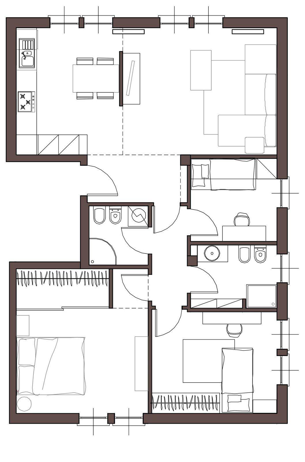 Da casa tradizionale ad abitazione moderna e attuale