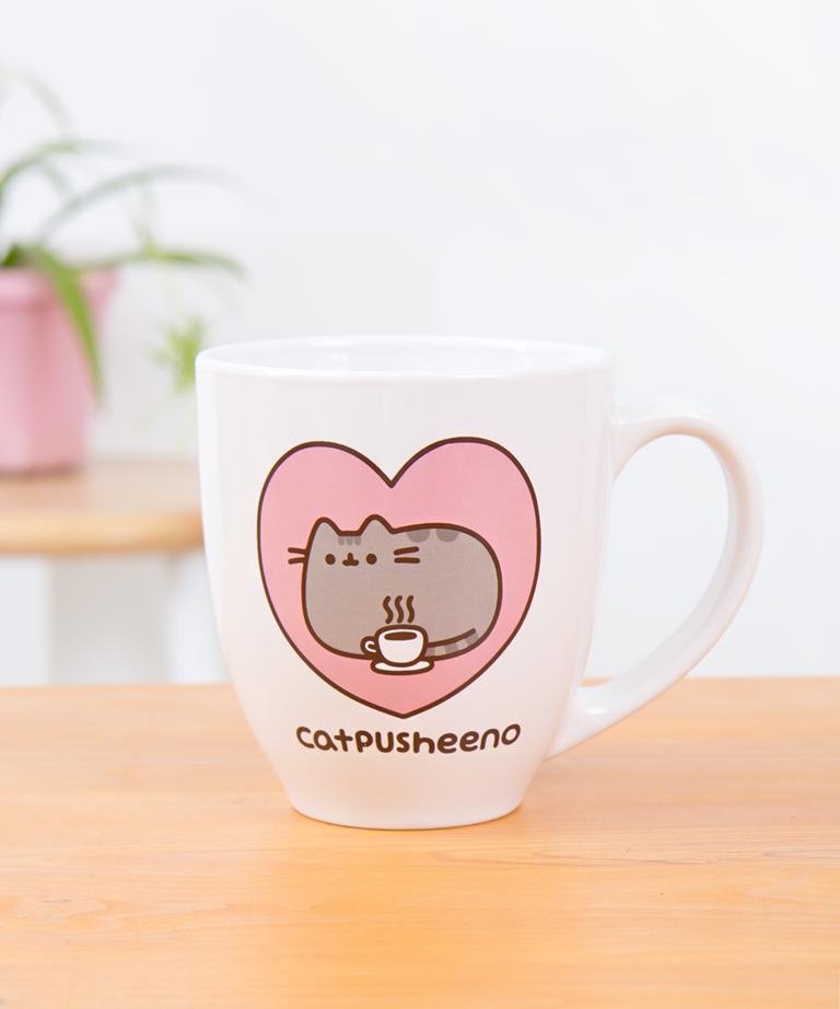 Catpusheeno Mug