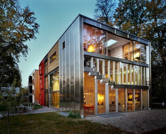 Designspiration House Of The Week Mvrdv S Barcode Villa Is 9
