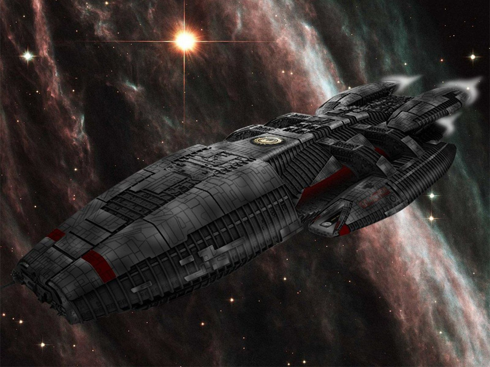 We Are Rockstars In Wallpaper World Find And Bookmark Your Favorite Wallpapers Battlestar Galactica Battlestar Galactica Ship Spaceship Design