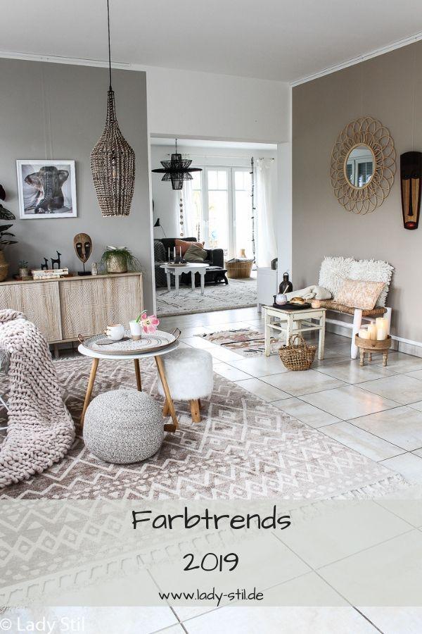 Wandgestaltung Mit Erdigen Tonen Wandgestaltung Wohnzimmer Farbe
