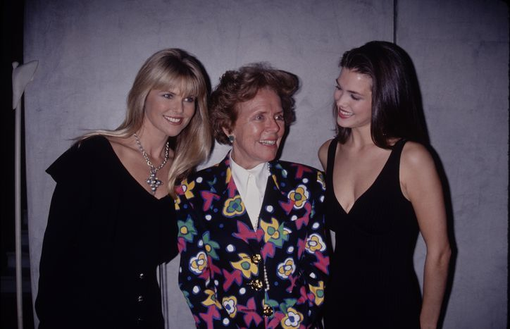 How Eileen Ford Changed the Modeling World | Christie