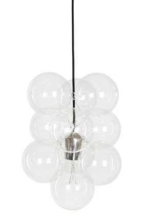 House Doctor Glazen Bollen Lamp Hanglamp Plafondverlichting Diy Lamp