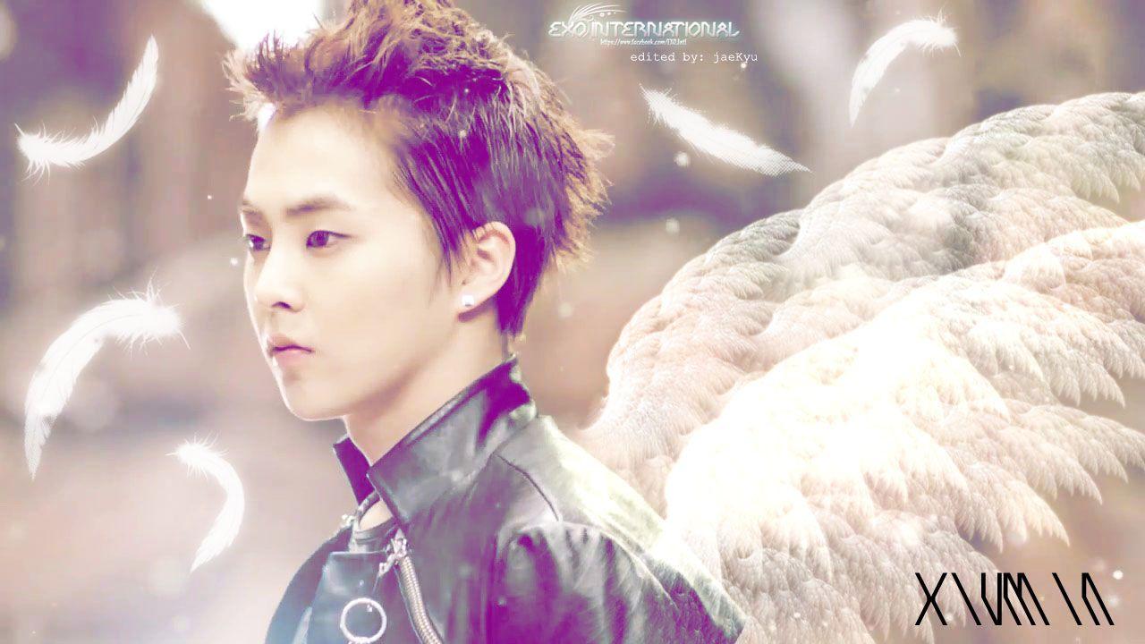 Xiumin of EXO-M