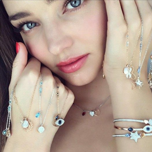 Image result for miranda kerr jewelry collection