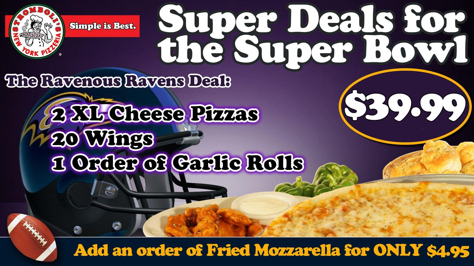 Super Bowl Pizza And Wing Deals Super Bowl Pizza Super Bowl Food Food