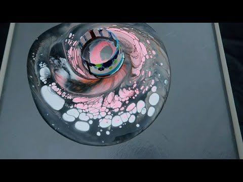 High Flow | OPEN CUP ACRYLIC POUR| Cells | No Sili