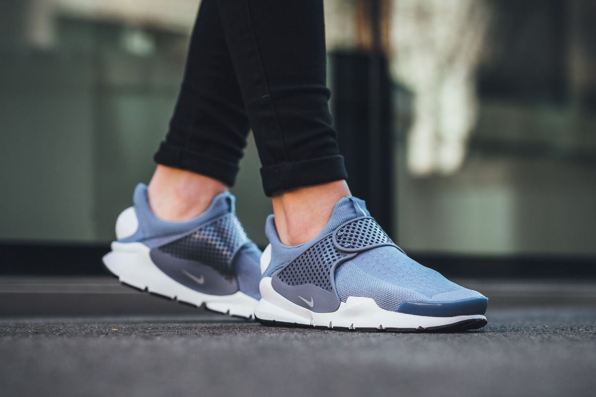 "Nike WMNS Sock Dart ""Work Blue/White"""