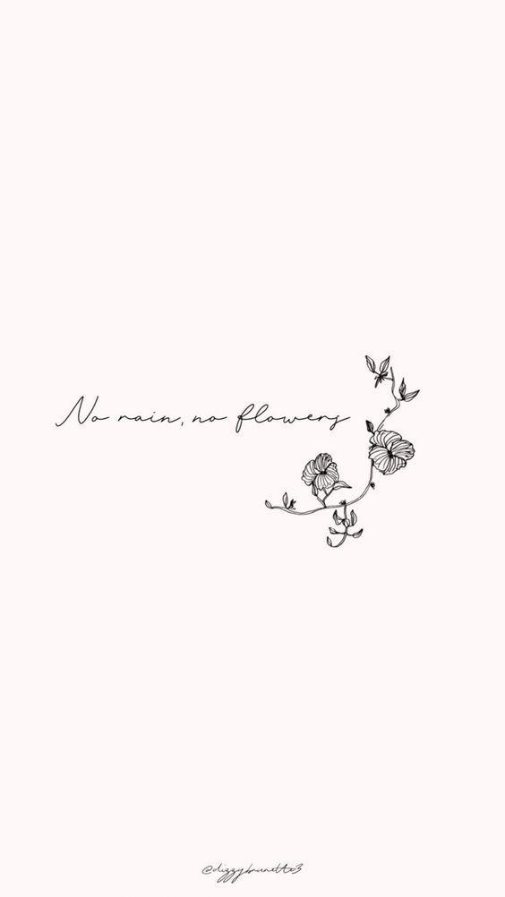 Photo of Arrière-plans mobiles gratuits: édition de janvier – affiches – # arrière-plans mobiles Citation + Contexte #flowertattoos – tatouages de fleurs