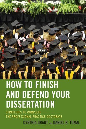 Dissertation grants education