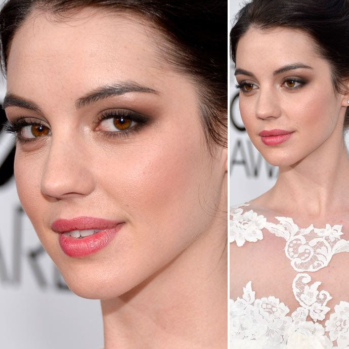 Adelaide Kane Soft Eye Make Up