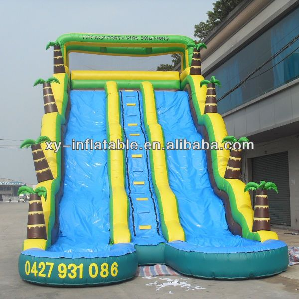 Inflatable Water Slides For Sale: 20ft Giant Inflatable Water Slide, Cheap Inflatable Water