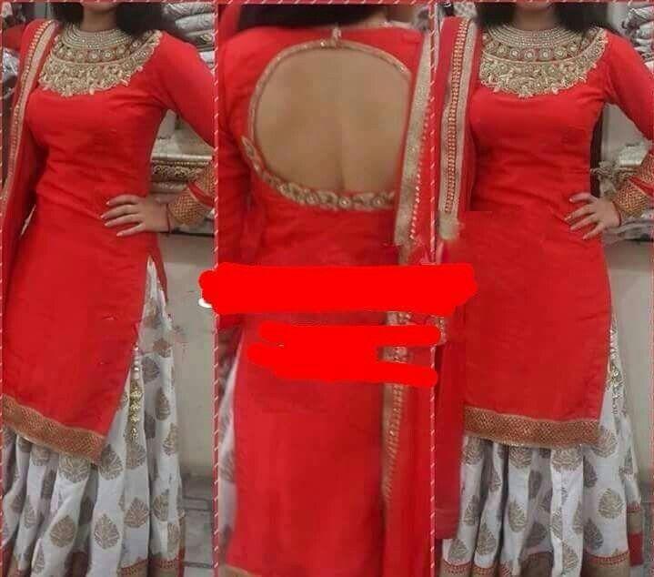 Back images suit ladies neck design 30 Latest