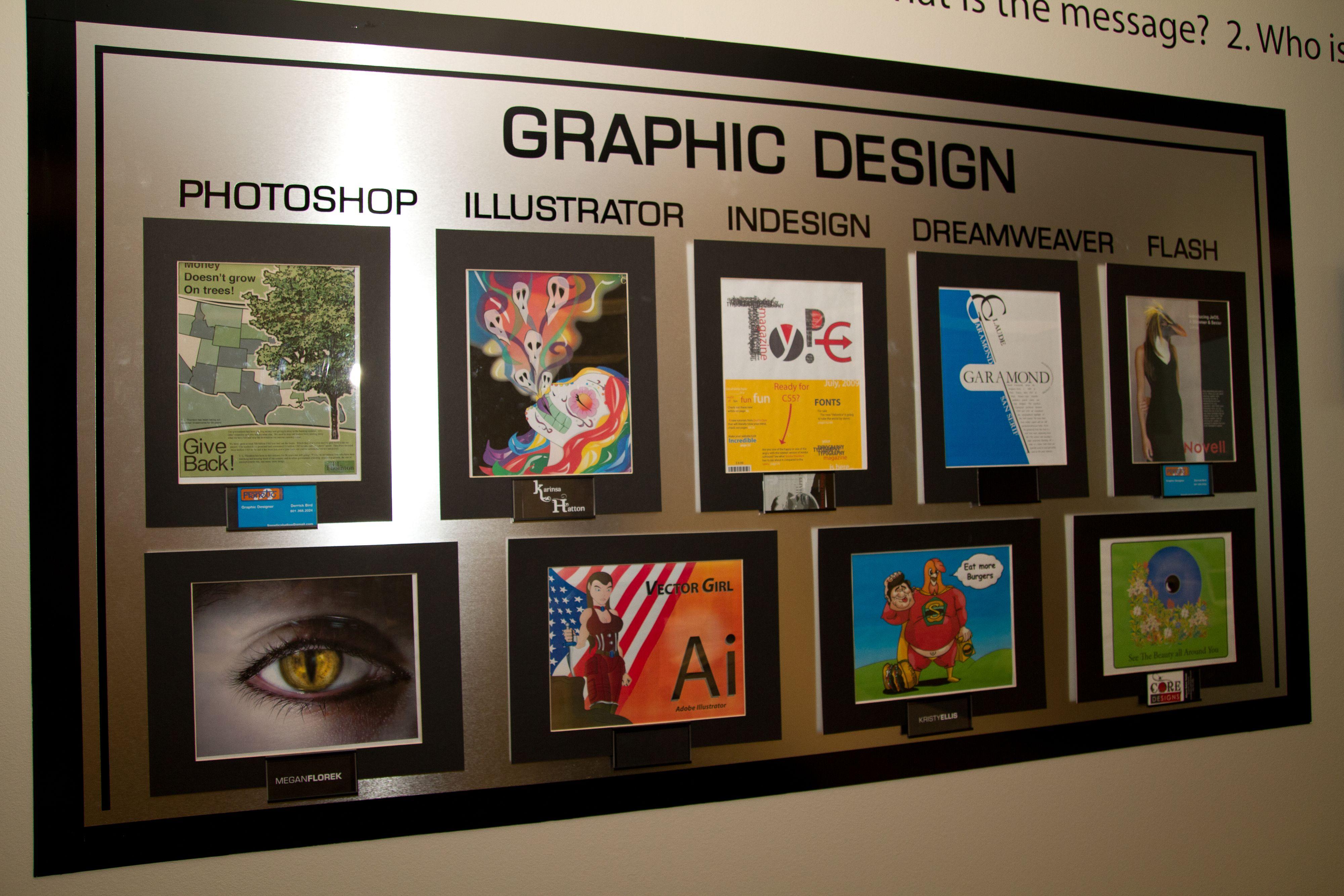 StevensHenager offers several graphic design degree