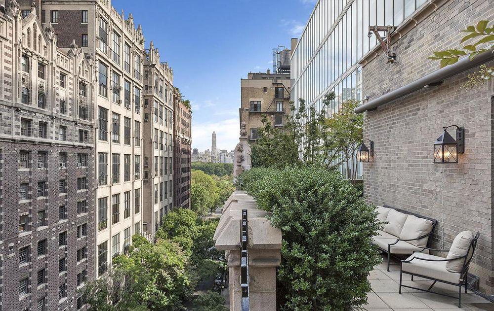 Jon Hamm and Jennifer Westfeldt Rent Out Manhattan Penthouse